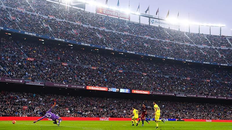 soccer match europe