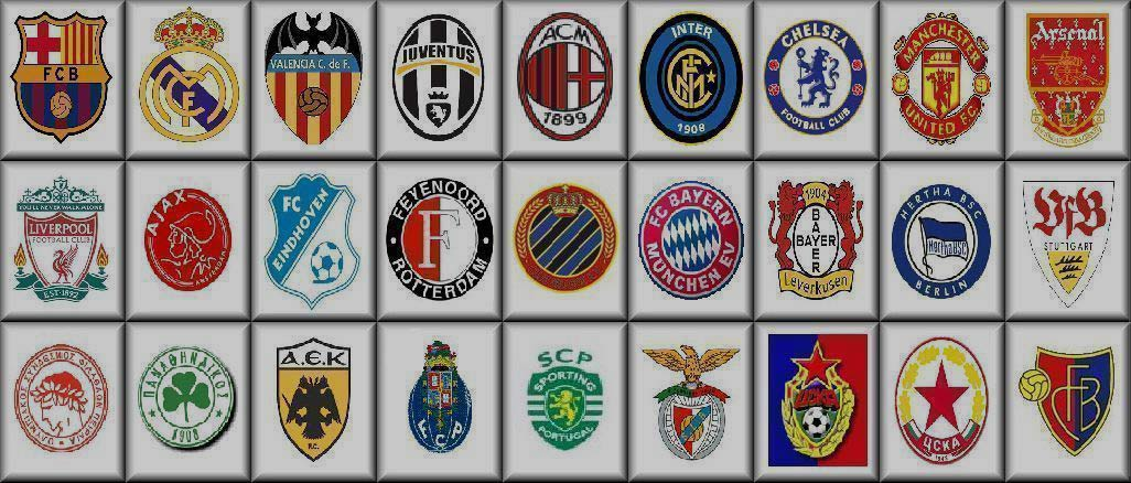 European soccer clubs