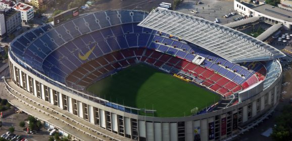 Best Places To Watch Football Around The World: Camp Nou, Barcelona
