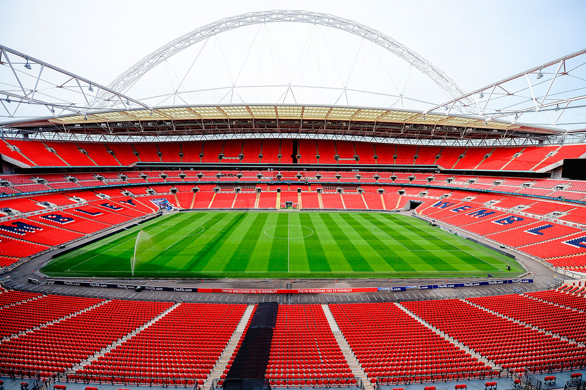 Best Places To Watch Football Around The World: Wembley Stadium, London